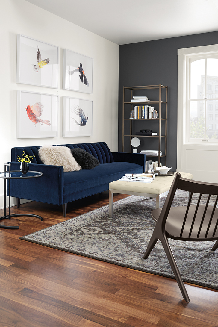 Goodwin sofa in modern living room