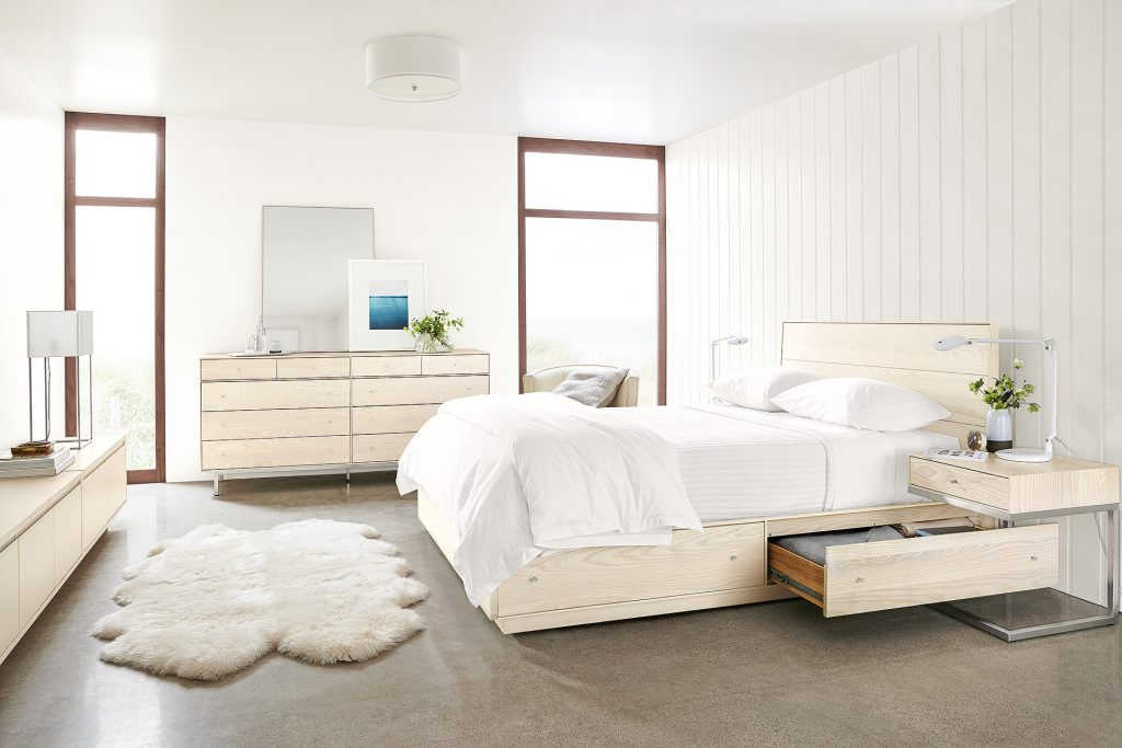 Hudson bedroom furniture set