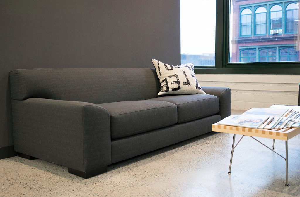 Luca sofa in Antenna office