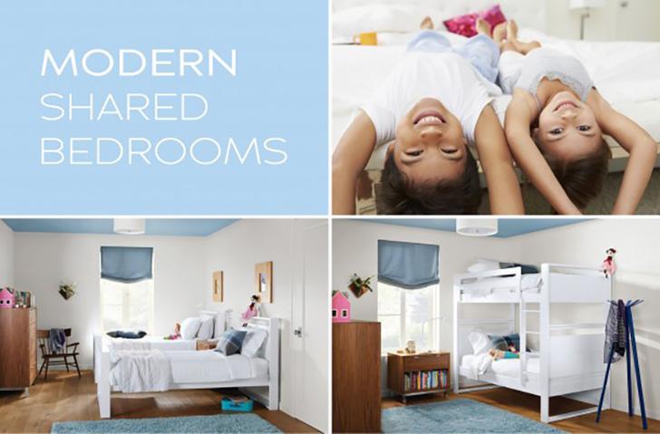 Share bedroom header
