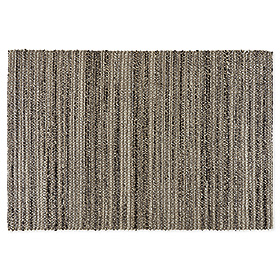 Wallace rug adds texture to the floor.