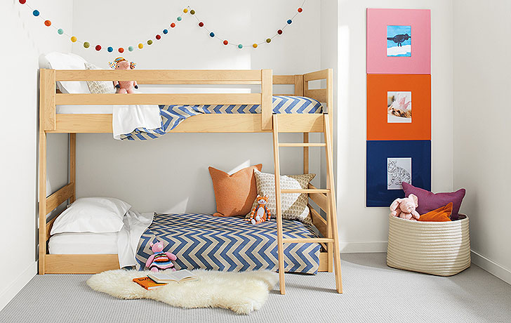 Space Saving Bunk Loft Beds
