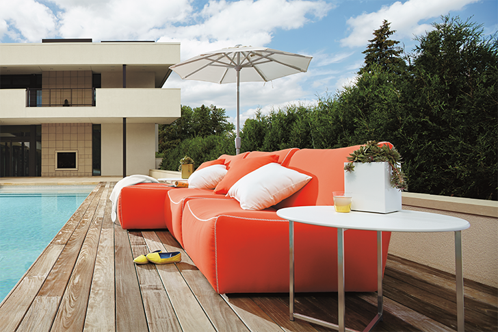Maya outdoor moudular sectional