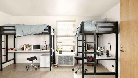 Lark loft bed