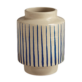 Penrose vase by Red Wing Pottery