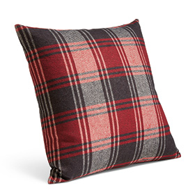 Limited Edition Tartan Holiday Pillow