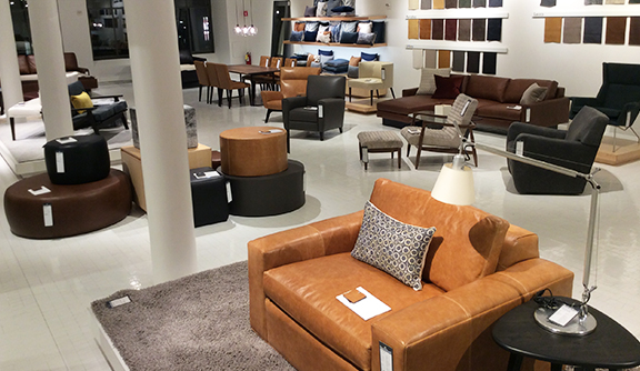 NY Home Furniture Store   New York. New York City Modern Leather Furniture Store   Room   Board