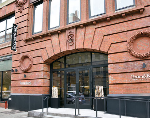 Retail Locations New York City Ny Chelsea Room Amp Board